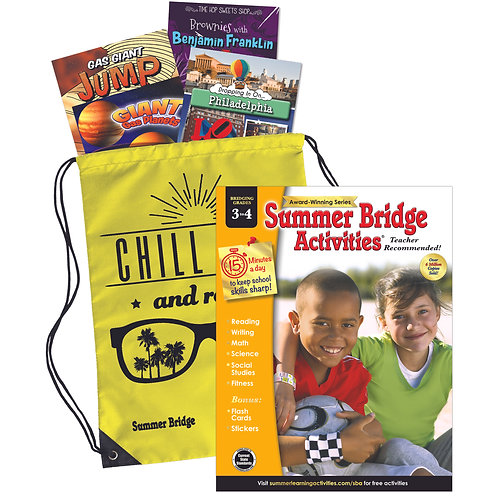 3rd Grade Backpack Bundle
