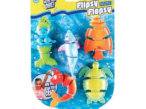 Flipsy Flopsy Dive Toys!