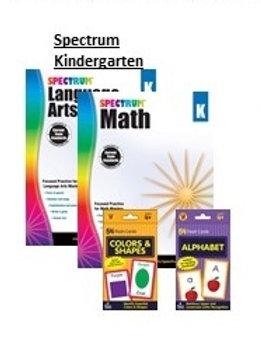 Spectrum Kindergarten Bundle