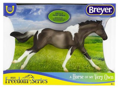 Breyer: Grulla Paint Horse