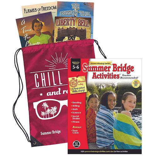 5th Grade Backpack Bundle