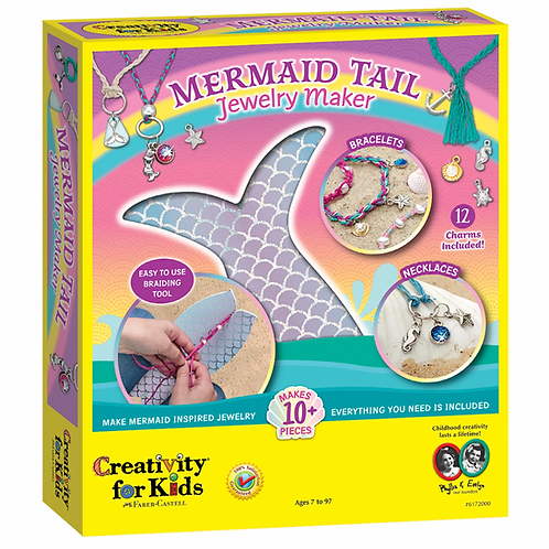 Mermaid Tail Jewelry Maker