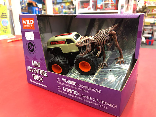 Mini T-Rex Adventure Truck