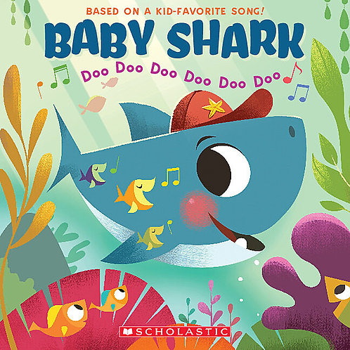 Baby Shark Sing-A-Long Paperback