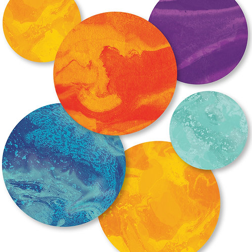 Planets Cut-Outs
