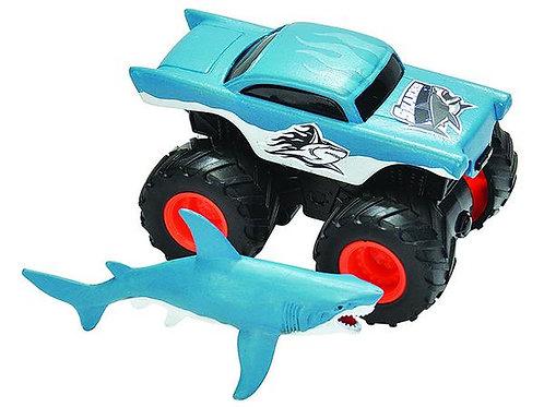Shark & Truck Adventure Playset