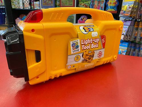 Light-Up Tool Box