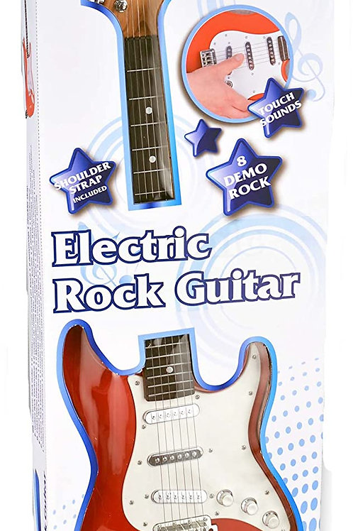 Electronic Rock Guitar
