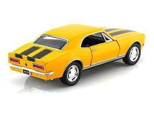 1967 Camaro Z-28 : Yellow