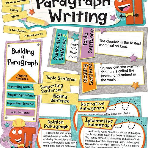 Paragraph Writing Mini Set