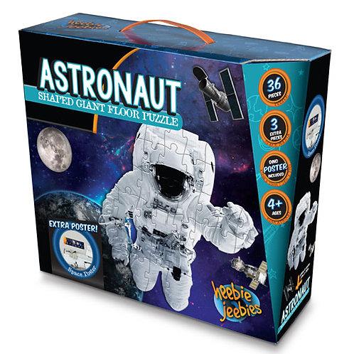Astronaut Shaped Floor Puzzle