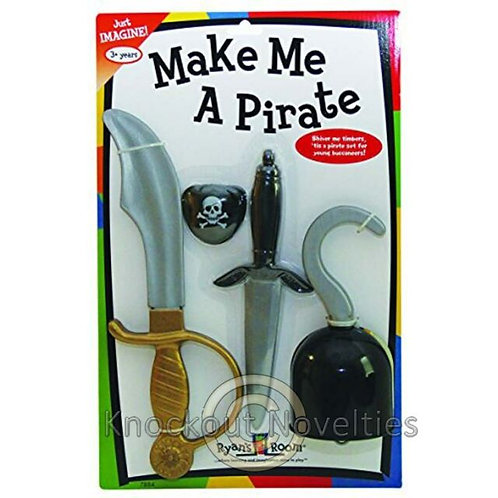Make Me A Pirate Play Set