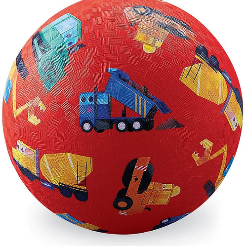 Little Builder Construction Vehicles - 7 Inch Ball