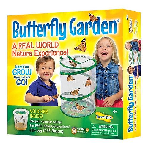 Butterfly Garden With Voucher
