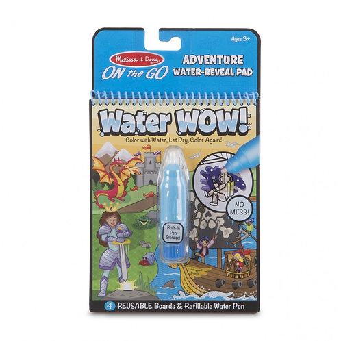 Water Wow! Adventure Water-Reveal Pad
