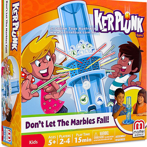 Kerplunk! Game