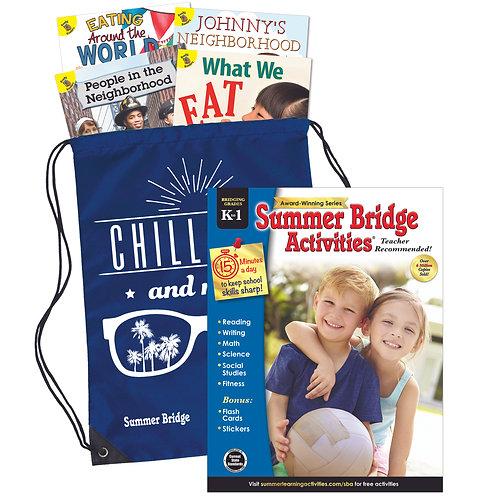 Kindergarten Backpack Bundle