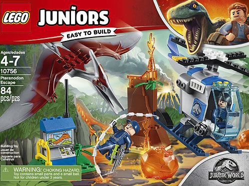Pteranodon Escape Lego