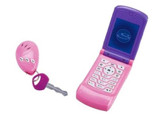 On the Go Play Phone & Key
