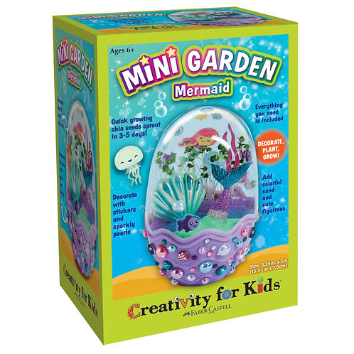 Mini Garden – Mermaid
