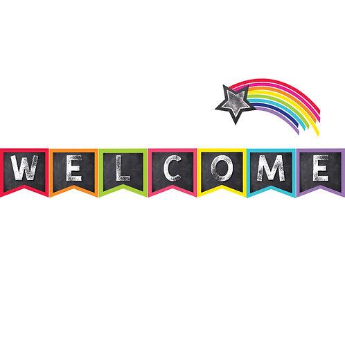 Twinkle Twinkle You're A STAR! Welcome Bulletin Board Set