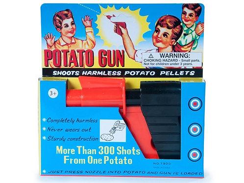 Toy Potato Gun