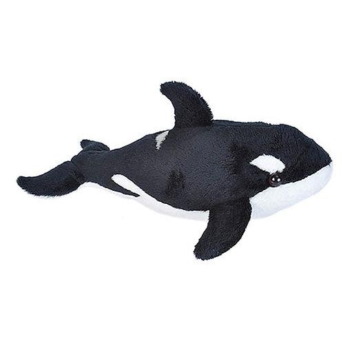 Small Stuffed Orca Sea Critters Plush