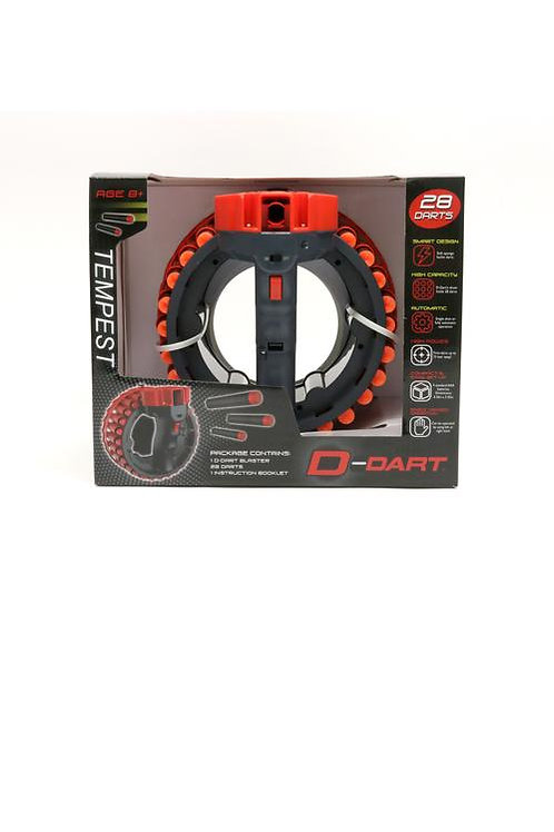 D-Dart Blaster