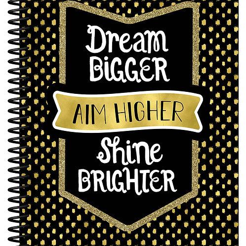Sparkle + Shine Teacher Planner Paperback