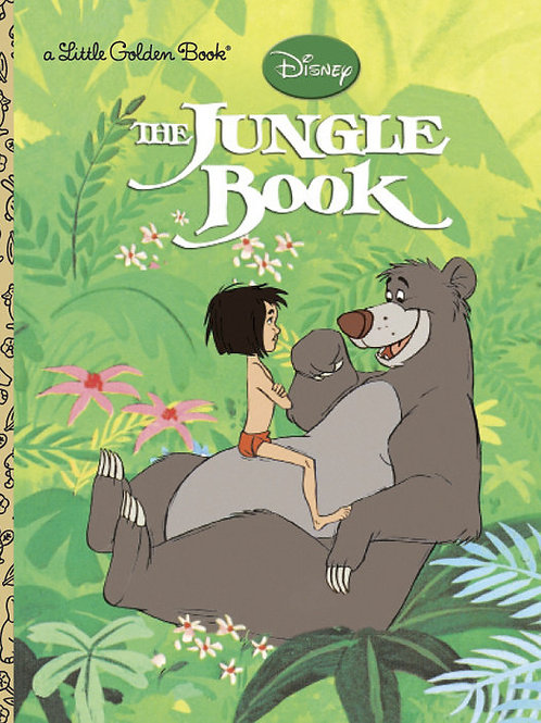 The Jungle Book Little Golden Book