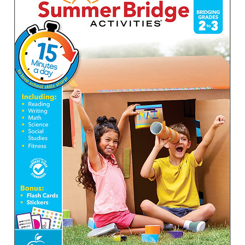 Summer Bridge Activities Grade 2-3