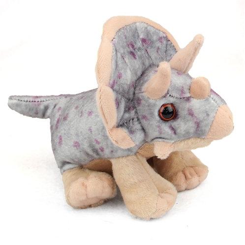 Stuffed Triceratops Mini