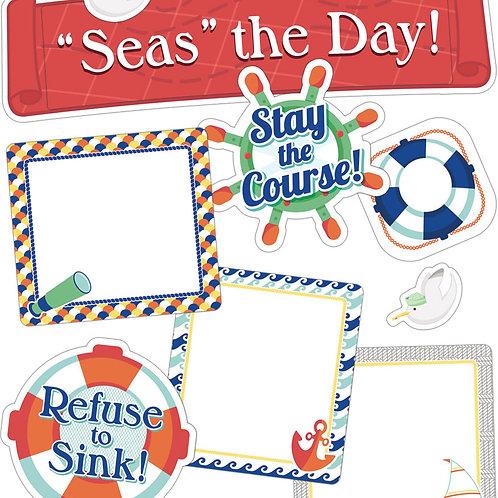 """Seas"" the Day!"