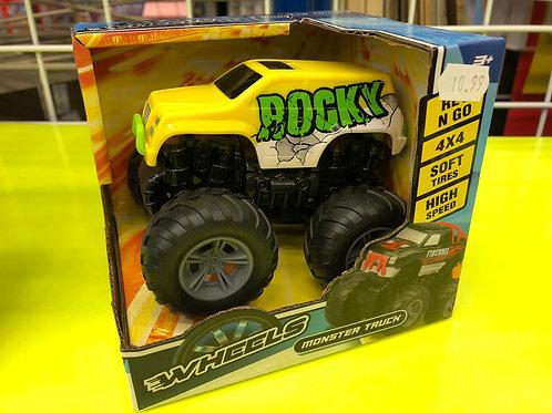 Rocky Monster Truck!