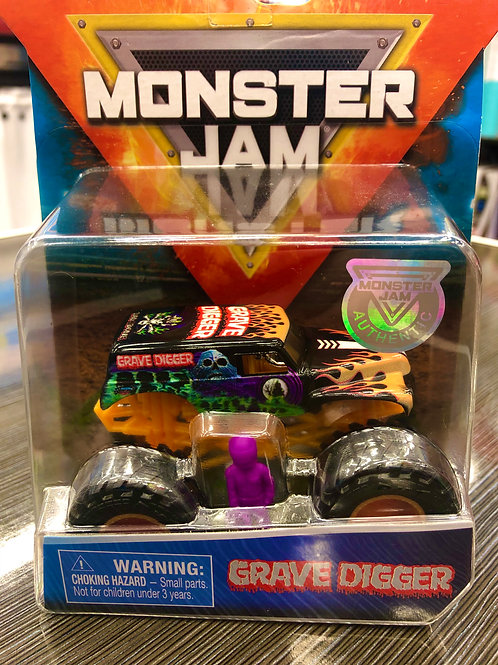 Monster Jam Grave Digger 1:64 Scale