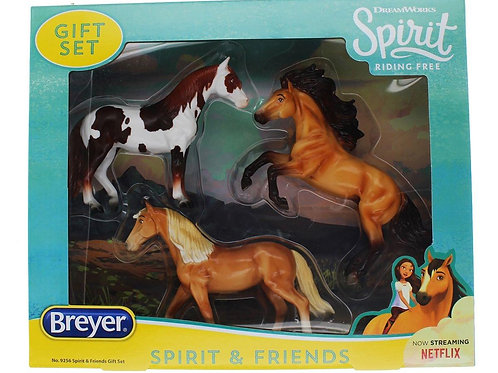 Spirit and Friends Breyer Horses
