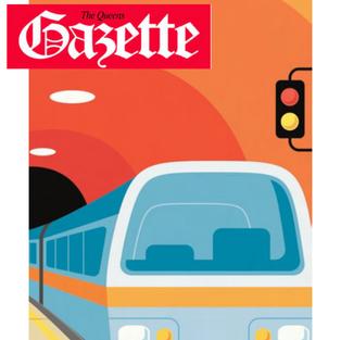 The Queens Gazette - THE SCOOP