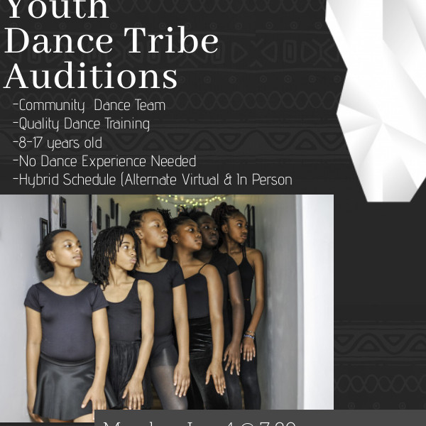 Square Root Youth Dance Tribe AUDITIONS
