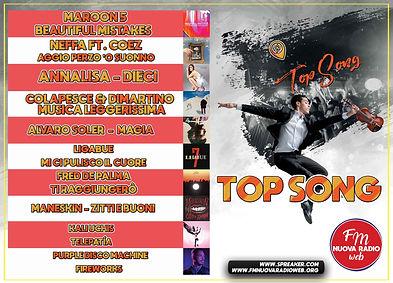 top song da venerdì 26 marzo