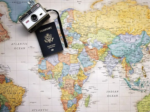 The world may be on pause but your travel planning needn't be