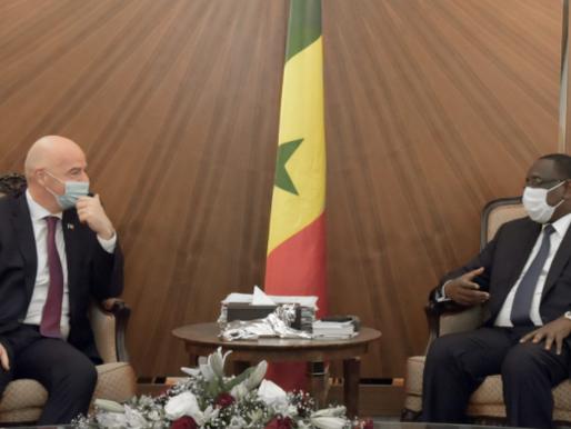 African cooperation tops agenda in Dakar meeting