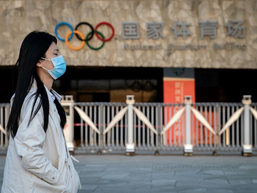 Tokyo 2020 Games postponed