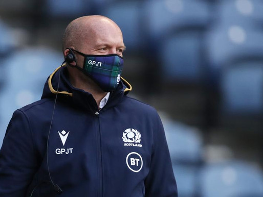 Scotland coach has no qualms about picking another South African
