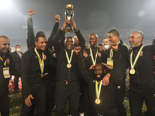 Ahly Wins Record Extending Ninth Champions League Crown