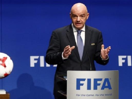 Swiss launch criminal probe of FIFA boss Infantino