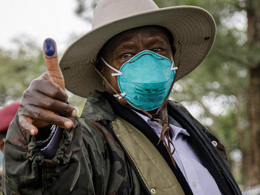 Uganda Elections: Museveni Wins Sixth Term, Rival Alleges Fraud