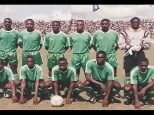 Remembering Zambian Football Team That Perished In A Plane Crash - 1993