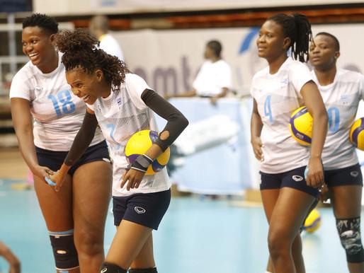 Botswana's Volleyball Trio Under Good Care In Rwanda