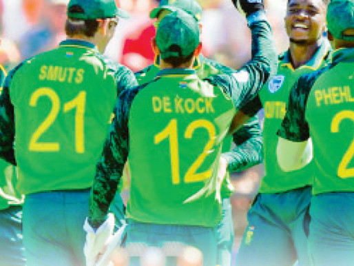 Seamer Stuurman a surprise pick for South Africa against England