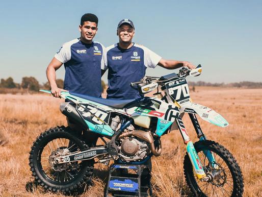 Brady Armstrong; Botswana's Motorcycle Racing Virtuoso